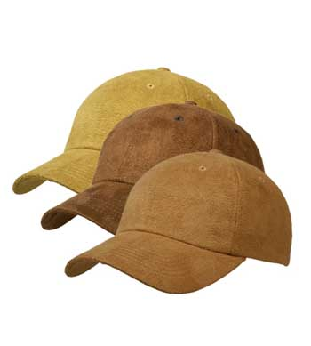 <B>Suede caps (artificial)</B>