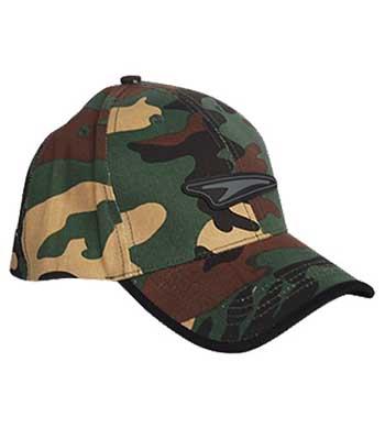 <B>Baseball cap in camouflage</B>