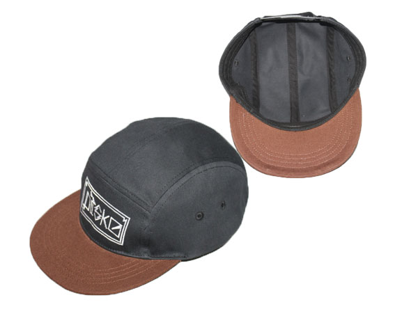 <B>the new caps, flatte klap in 5 panels</B>