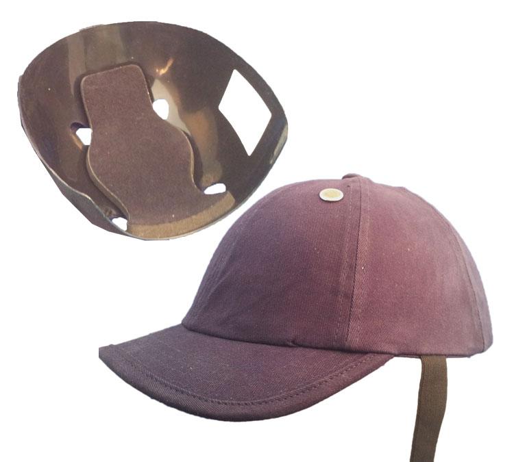 <B>bump caps style 1</B>