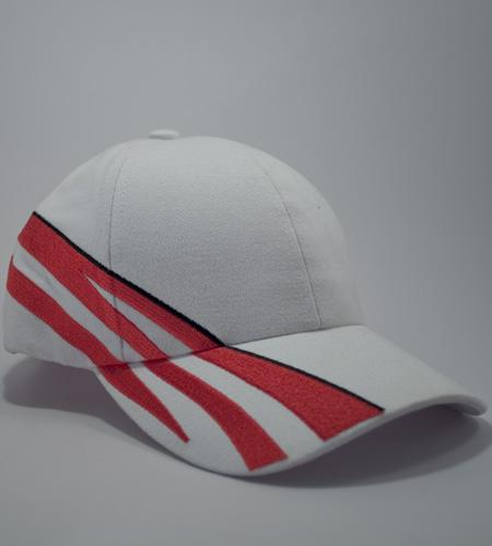 <B>baseball caps  muti lijnen</B>