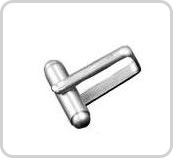 manchetknoop voor pins of speldjes