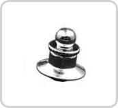 veilige sluiting optie 2 voor pins of speldjes