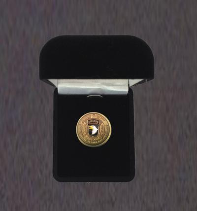 Velvet doos voor pins of speldjes